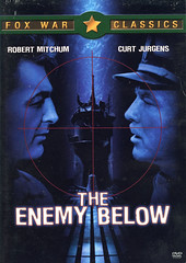 The-Enemy-Below (Count_Strad) Tags: movie cover art coverart drama action horror comedy mystery scifi vhs dvd bluray