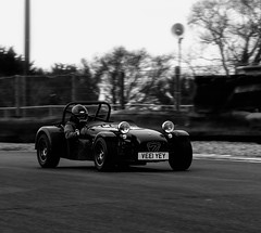 BWMondello(30-12-2017)-4921 (r4ytr4ce) Tags: car cars mondello track caterham 7 seven bw blackandwhite 50mm 80d canon