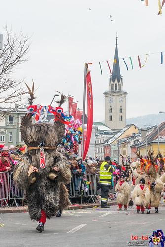 """Carnaval de Villach en Autriche avec les Mülhüser Waggis, février 2018 • <a style=""""font-size:0.8em;"""" href=""""http://www.flickr.com/photos/139867357@N04/25377544797/"""" target=""""_blank"""">View on Flickr</a>"""