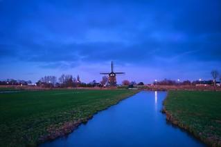 De Vijfhuizer Molen te Haarlem