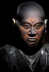 Hasedera Saint (campra) Tags: japan sakurai nara 櫻井 奈良 長谷寺 hasedera statue buddhist buddhism saint shingon buzan