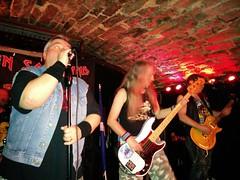 Maiden Scotland @ Bannerman's, Edinburgh, 23 February 2018 (Niall Corbet) Tags: maidenscotland ironmaiden bannermans edinburgh rock metal gig heavymetal