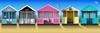 Southwold beachhuts (Rogcourt) Tags: beachhuts beach photoshop southwold photomontage