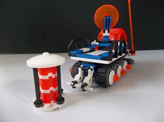 Ice Rover (SaurianSpacer) Tags: lego moc febrovery iceplanet snowmobile spacerover