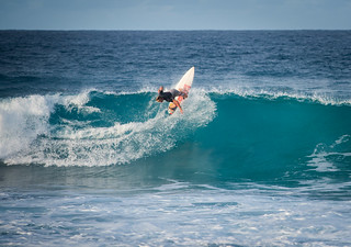 Surf in Guadeloupe