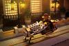 Steam Denizen (randomvector1) Tags: speederbike steampunk lego moc speeder