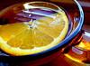 Orange Tea (C-Aida) Tags: orange tea macromondays macro drink home life light happiness culture lifestyle citrus zen reflection