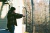 Edit -1-13 (Dane Van) Tags: thanksgiving revolver kodak ektar kodakektar canon rebelg 35mm 35mmf2isusm analog film ruger 22lr
