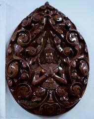 Buddhist piety (kuntheaprum) Tags: cambodianarts crafts painting angkor nikon d750 samyang 85mm f14 nearyrothkunthea