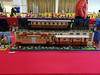 Winter Bricks 3 (Claudio Calzoni) Tags: moc lego train diorama engine vagon bricks carriage rail