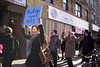 Bay Ridge MLK Demonstration, Brooklyn, 2018. (Jack Toolin) Tags: politics demonstrations mlk brooklyn bayridge newyorkcity documentaryphotography streetphotography people politicalaction