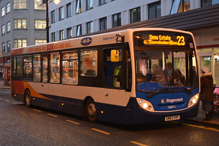 36971 SN63 VVF Stagecoach North East