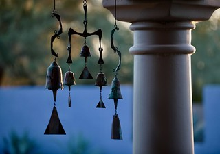Solari Bells at Sunrise