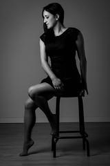 Raquel (Raul Cayuelas Fotografia) Tags: portrait raulcayuelas raulcayuelasfotografia retrato studio blackdiamond blackwhite blancoynegro estudiofotográfico