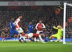 Arsenal v Everton - Premier League (Stuart MacFarlane) Tags: englishpremierleague sport soccer clubsoccer soccerleague london england unitedkingdom gbr