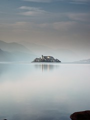 Isola di San Giulio (marco boff) Tags: hasselblad bigstopper leefilters lago piemonte novara lakemood longexposure landscape ortalake