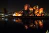 2018_001 (kgorka) Tags: gorkabarreras canon eos7d lowepro manfrotto bilbao guggenheim aniversario bizkaia luz color arte arquitectura edificio museo art urban urbanscape reflejo noche mt055cxpro3