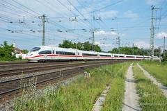 403 002 (bahnfotosmaintal) Tags: 403 fernverkehr db ice ice3 würzburg hauptbahnhof
