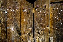 Lutero (50/365) (Walimai.photo) Tags: door puerta miuenski lutero famous famoso madera wood color colour panasonic lx5 lumix detail detalle rustic rústico robledillodegata extremadura spain españa cáceres