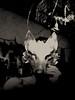 Mascara Loba (Valeria Dalmon) Tags: wolf mascara mask animal lobo cartapesta cardboard sculpture escultura handmade selfie autorretrato commisioned art