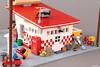 Hot Dog Stand (Andrea Lattanzio) Tags: hotdog banana cocacola vespa