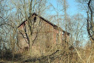 Old Barn - Aunt Molley Road, Mt Rose NJ US