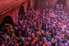 DSCF6864a (yaman ibrahim) Tags: holifestival bankebiharitemple vrindavan fujifilmxh1 xh1 colorfestival india mathura