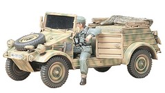 Tamiya Models Kubelwagen Type 82 Model Kit (1/35 Scale) (saidkam29) Tags: 135 kubelwagen model models scale tamiya type