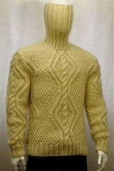 Heavy fetish textured aran turtleneck (Mytwist) Tags: aran aranstyle aranjumper aransweater authentic irish fisherman donegal designed design fashion fuzzy retro ireland heritage cabled classic timeless turtleneck tn tneck hand knit mohair wool pullover mens sweater soft cable jumper correctstore ivory cream unisex wife gift wedding