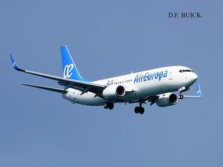 EC-MKL BOEING 737-800