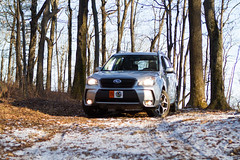 (RichardGlenSailors) Tags: canon 7d snow ice trees coopers gap us forest service national park north georgia subaru forester xt turbo fa20dit offroad explore adventure expedition