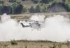 Westland Lynx AH9A - Army Air Corps - ZG887 (lynothehammer1978) Tags: salisburyplaintrainingarea spta armyaircorps aac westlandlynxah9a zg887