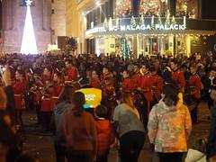 P1052411 (Yury. Syaskov) Tags: malaga andalucia andalusia spain epifania holiday fiesta magos reyes reyesmagos gifts carnaval