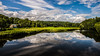 Floating (Nicholas Erwin) Tags: landscape reflection sky contrast day clouds water lake pond nature naturephotography natural outside outdoors nikon d610 nikkor 2018g bath newhampshire nh unitedstatesofamerica usa america river ammonoosucriver fav10 fav25 fav50