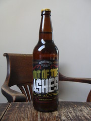 Out of the Ashes (knightbefore_99) Tags: beer bottle craft bc west coast hops malt tasty best local canada cerveza pivo barkerville outoftheashes ale white rye ipa