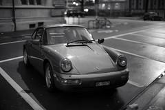 P.C. (Toni_V) Tags: m2406431 rangefinder digitalrangefinder messsucher leicam leica mp typ240 type240 f095 50mmf095asph noctilux nocti porsche sportscar auto car blackwhite bw monochrome schwarzweiss sep2 silverefexpro2 niksoftware carrera 911 zurich zürich switzerland schweiz suisse svizzera svizra europe night nacht dof bokeh ©toniv 2018 180121 sundaymorningphototour