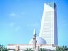 The Grand Mosque (RoamingTogether) Tags: asia cbktower grandmosqueofkuwait hdr kuwait kuwaitcity middleeast mosque panasonic panasonic1442powerois panasoniclumixdmcgf3