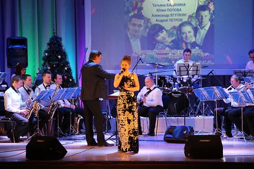 Концерт эстрадного оркестра п.у. С Болдырева 07 01 2018