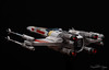 T-65 X-Wing Space Superiority Starfighter (captchaos) Tags: xwing starfighter spacecraft space star wars bandai 148 moving edition