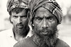 Bangladesh, brick field workers (Dietmar Temps) Tags: asia bangladesch bangladesh bogra beard bengali culture ethnic ethnie ethnology face naturallight outdoor people portrait southasia tradition traditional 50mm blackandwhite worker brickfield dust