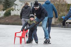 25022018-4587 (Sander Smit / Smit Fotografie) Tags: tjamsweer natuurijs glad damsterdiep prinsenrak hertoginnelaan appingedam schaatsen