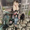 What I know (Heidi Volare ღ) Tags: lelutka glamaffair moonhair mimikri fashionablydead reign deathrowdesigns