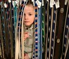 (babyfella2007) Tags: belts oops store sc south carolina southern belt clothing columbia winnsboro child shopping playing hiding carson jason taylor shop funny beaufort palmetto tree leather