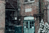 1914 (David Stebbing) Tags: color snow flickr street