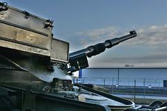 Vickers Chieftain Battle Tank (Bri_J) Tags: yorkshireairmuseum elvington york northyorkshire uk yam yorkshire museum airmuseum aviationmuseum nikon d7200 vickers chieftain battletank tank britisharmy coldwar hdr gun