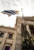 (Anthony Beux Tessari) Tags: montevideo uruguay palaciolegislativo bandeira flag sol soleil