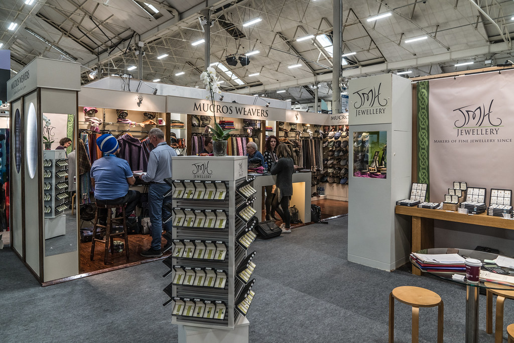 SHOWCASE IRELAND AT THE RDS IN DUBLIN [Sunday Jan. 21 to Wednesday Jan. 24]-135983
