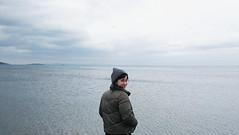 Watching eternity (beray.ince) Tags: sea sky water landscape ocean nature natural photo photography photographer shore beach winter portrait izmir turkey turkish