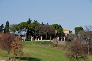 la villa sulla collina - Pianello di Ostra