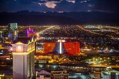 Hot Vegas Nights (Thomas Hawk) Tags: america caesars caesarspalace clarkcounty ferriswheel highroller lasvegas lasvegasstrip nevada rio sincity usa unitedstates unitedstatesofamerica vegas fav10 fav25 fav50